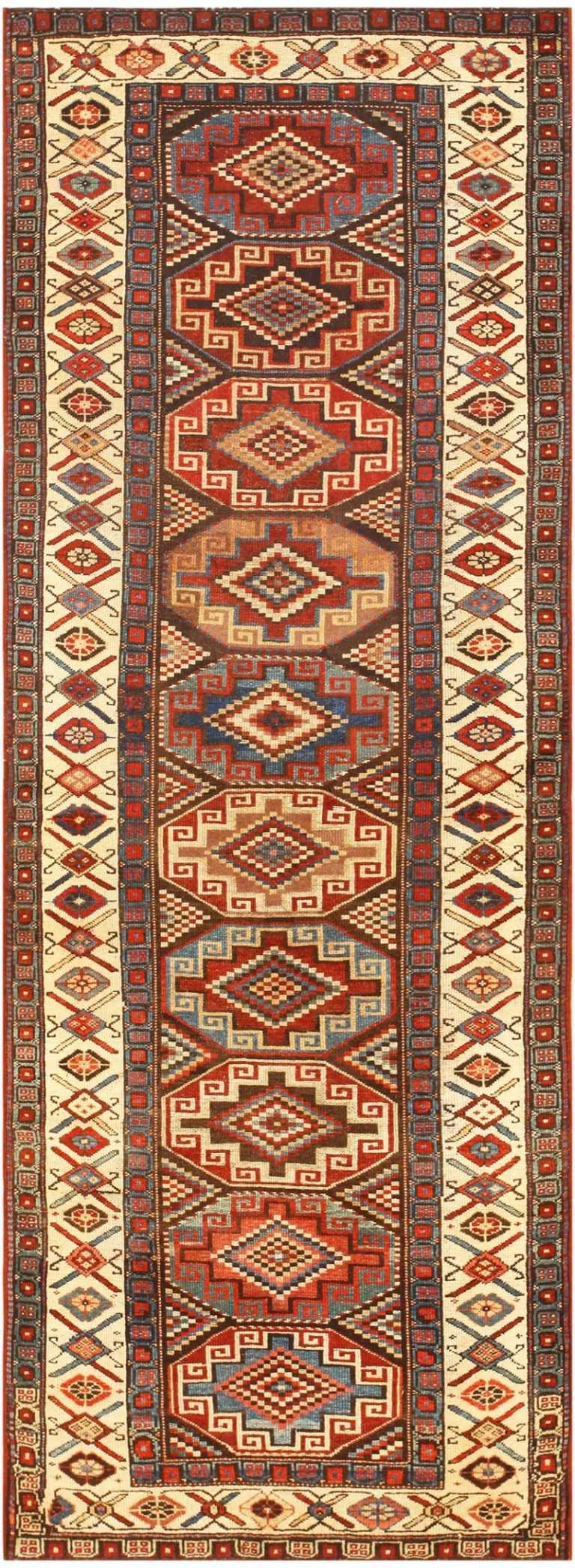 Antique Northwest Persian Rug 47536 Nazmiyal