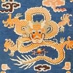 Chinese Dragons Symbols at Nazmiyal