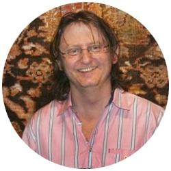 Omri Schwartz, antique rug specialist