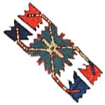 Image of the Crab Design Symbol by Nazmiyal Antique Rugs