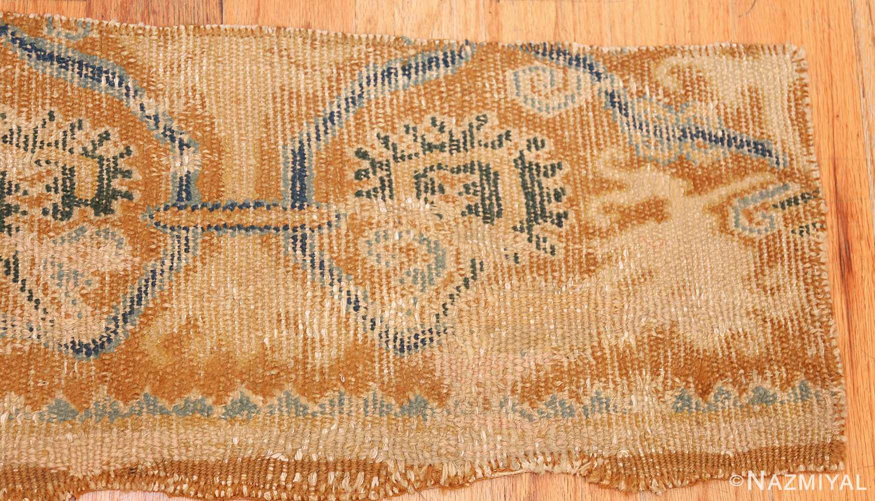 16th century antique spanish fragment 3432 side Nazmiyal