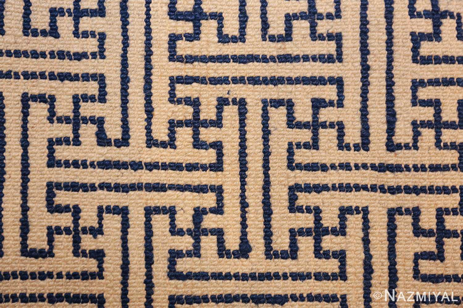 antique chinese rugs 48181 and 48182 weave Nazmiyal