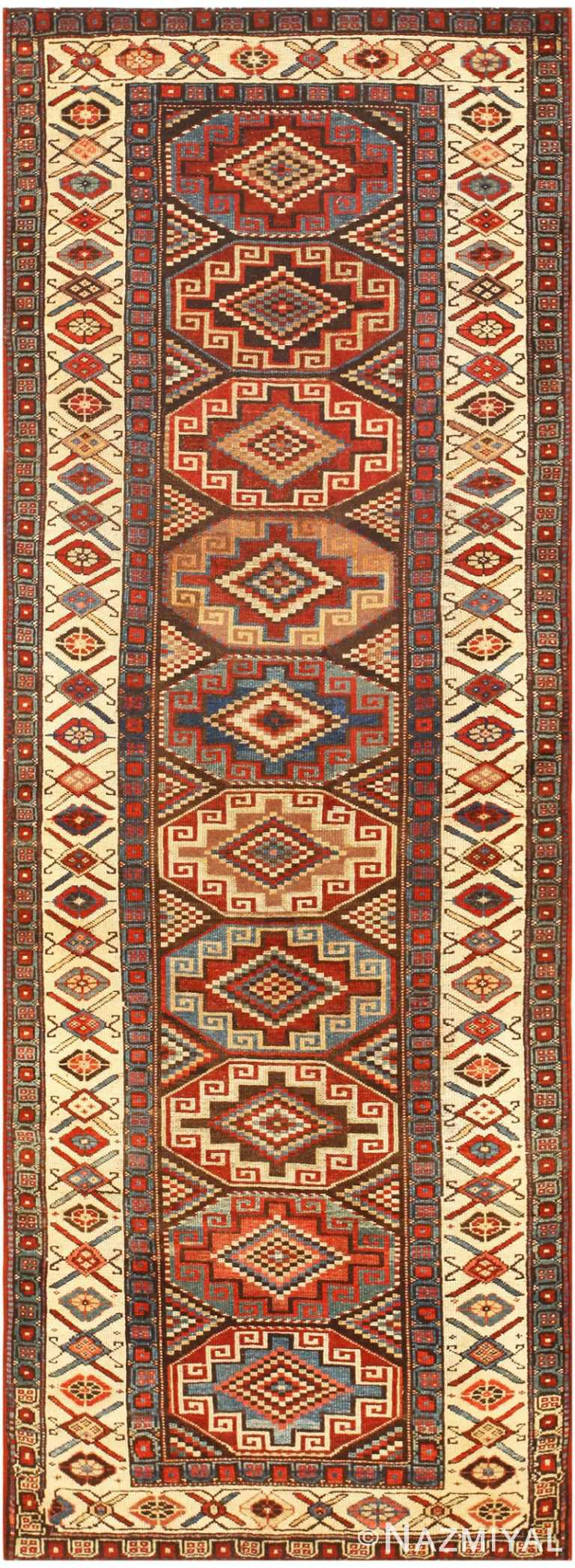 Antique Northwest Persian Rug 47536 Nazmiyal
