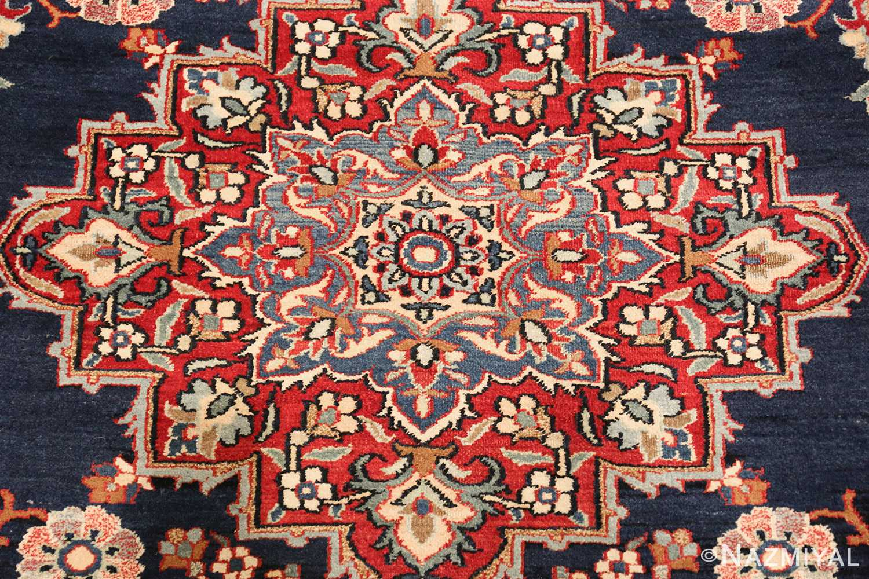 antique persian khorassan rug 47493 center Nazmiyal