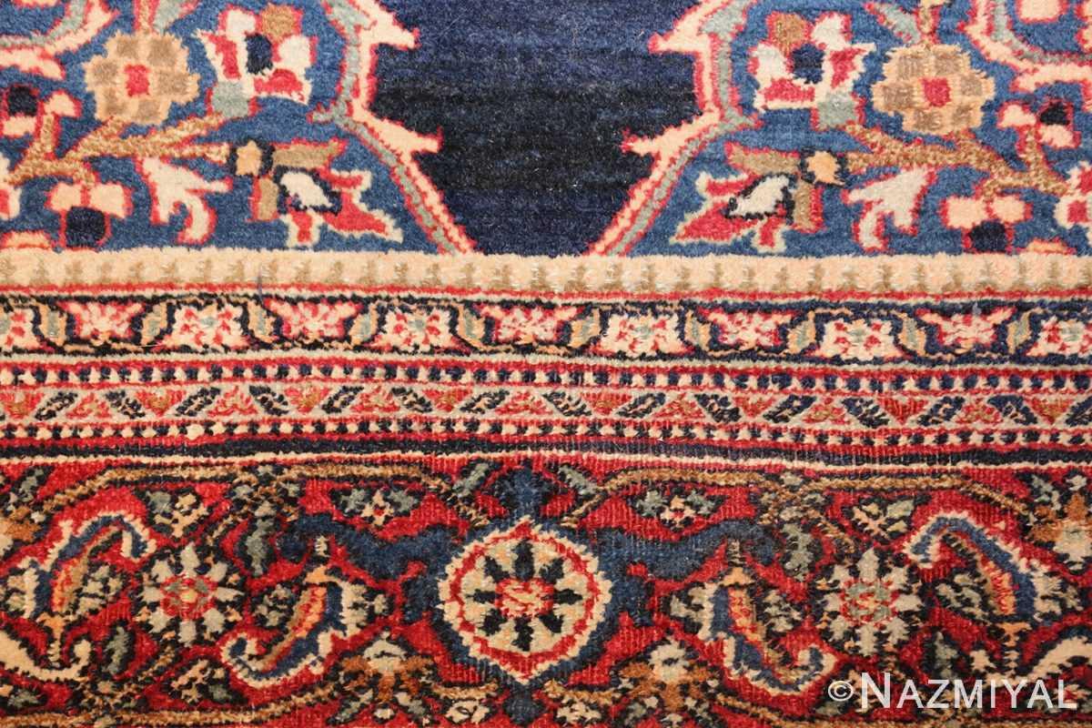 antique persian khorassan rug 47493 closeup Nazmiyal