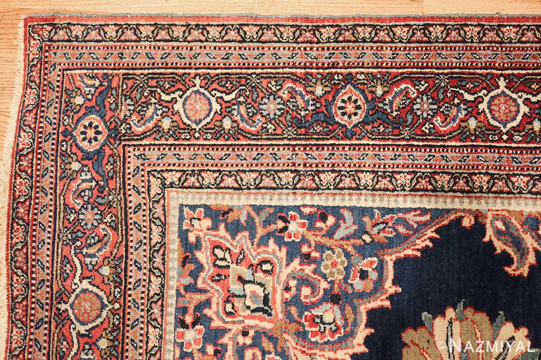 antique persian khorassan rug 47493 corner Nazmiyal
