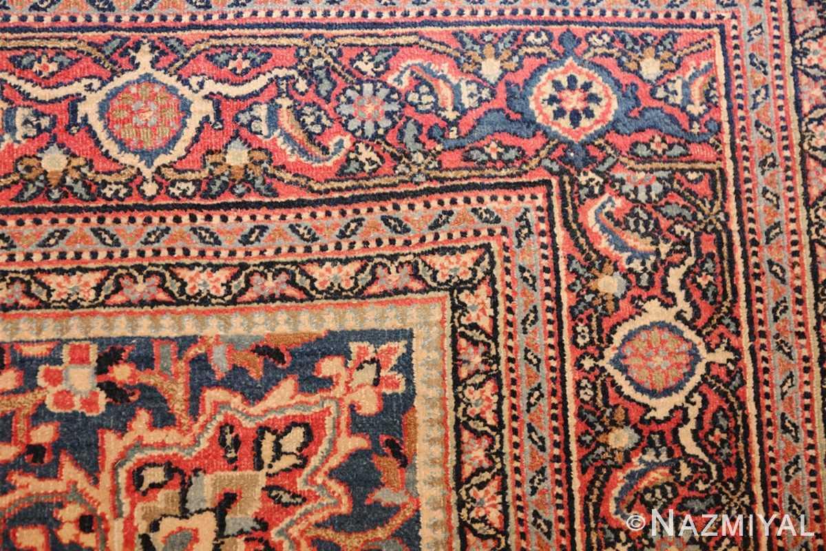 antique persian khorassan rug 47493 design Nazmiyal