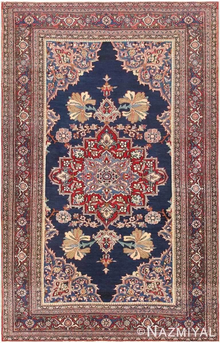 Antique Persian Khorassan Rug 47493 Nazmiyal