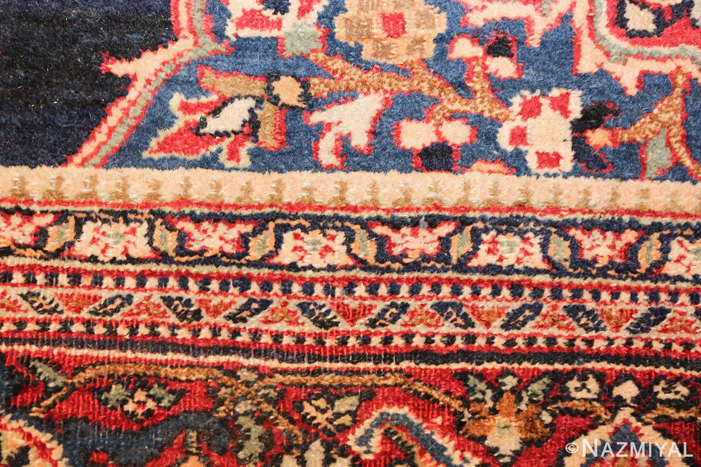 antique persian khorassan rug 47493 detailed Nazmiyal