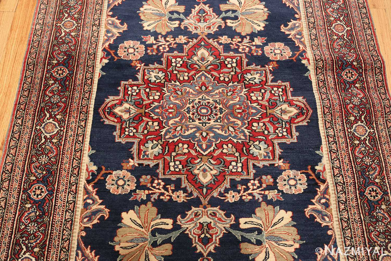 antique persian khorassan rug 47493 field Nazmiyal