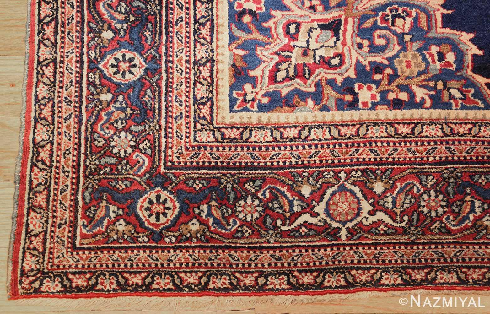 antique persian khorassan rug 47493 leftside Nazmiyal