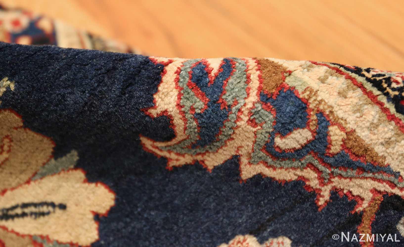 antique persian khorassan rug 47493 pile Nazmiyal