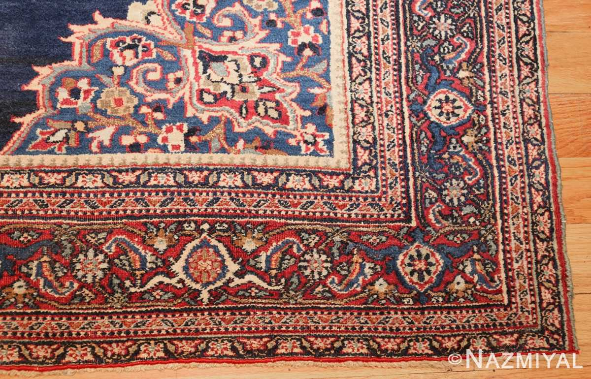 antique persian khorassan rug 47493 rightside Nazmiyal