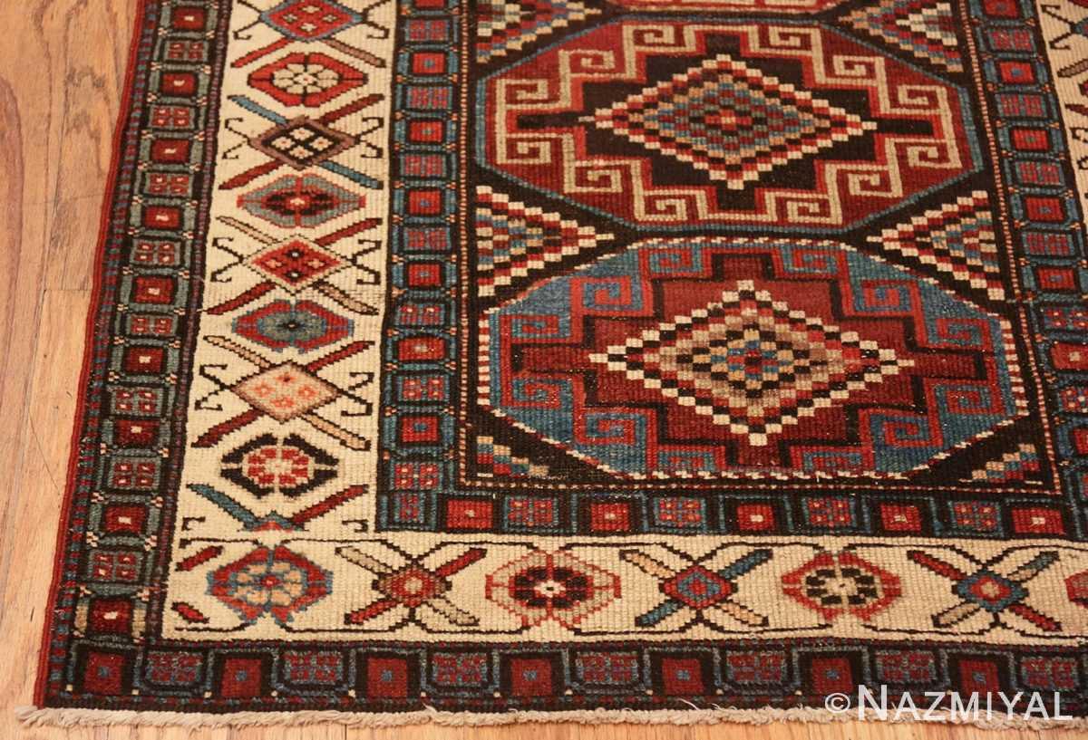 Corner Antique Northwest Persian runner rug 47536 by Nazmiyal