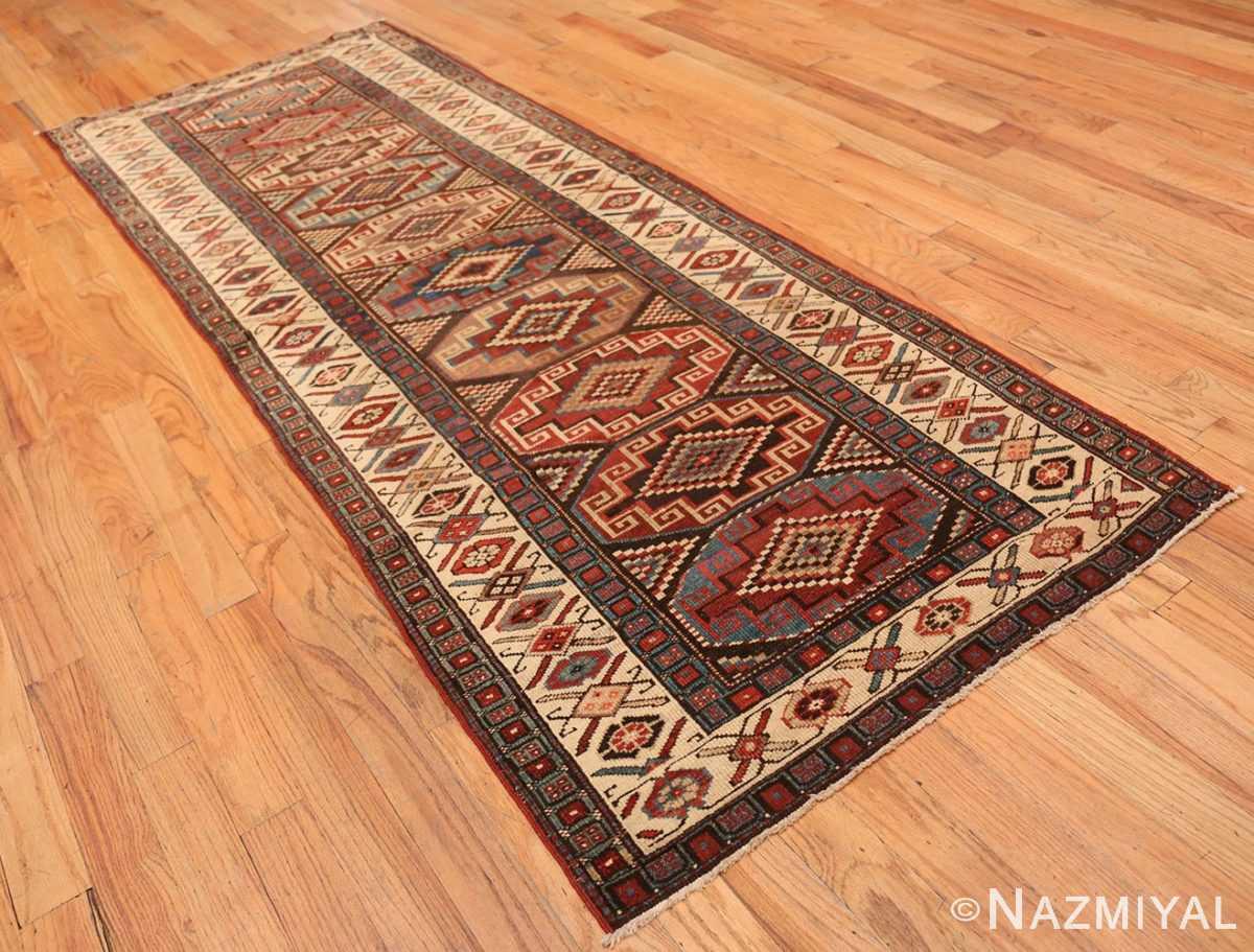 Full Antique Northwest Persian runner rug 47536 by Nazmiyal