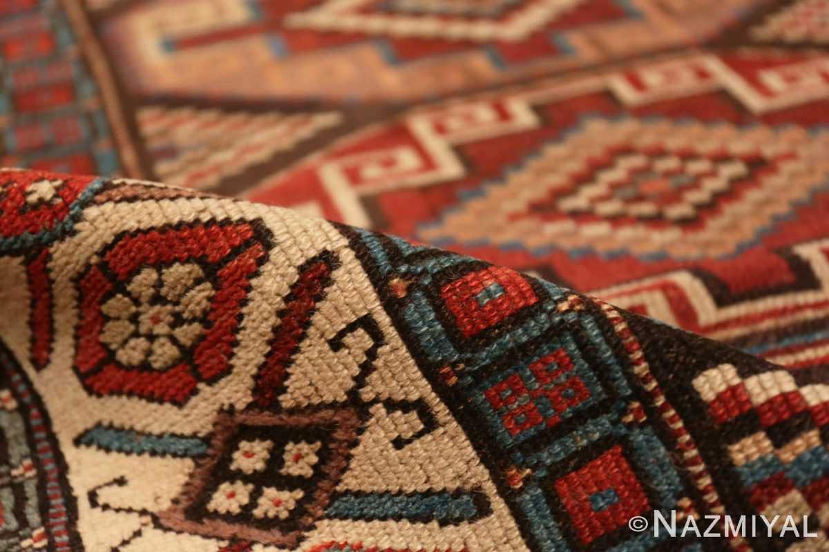 Pile Antique Northwest Persian runner rug 47536 by Nazmiyal