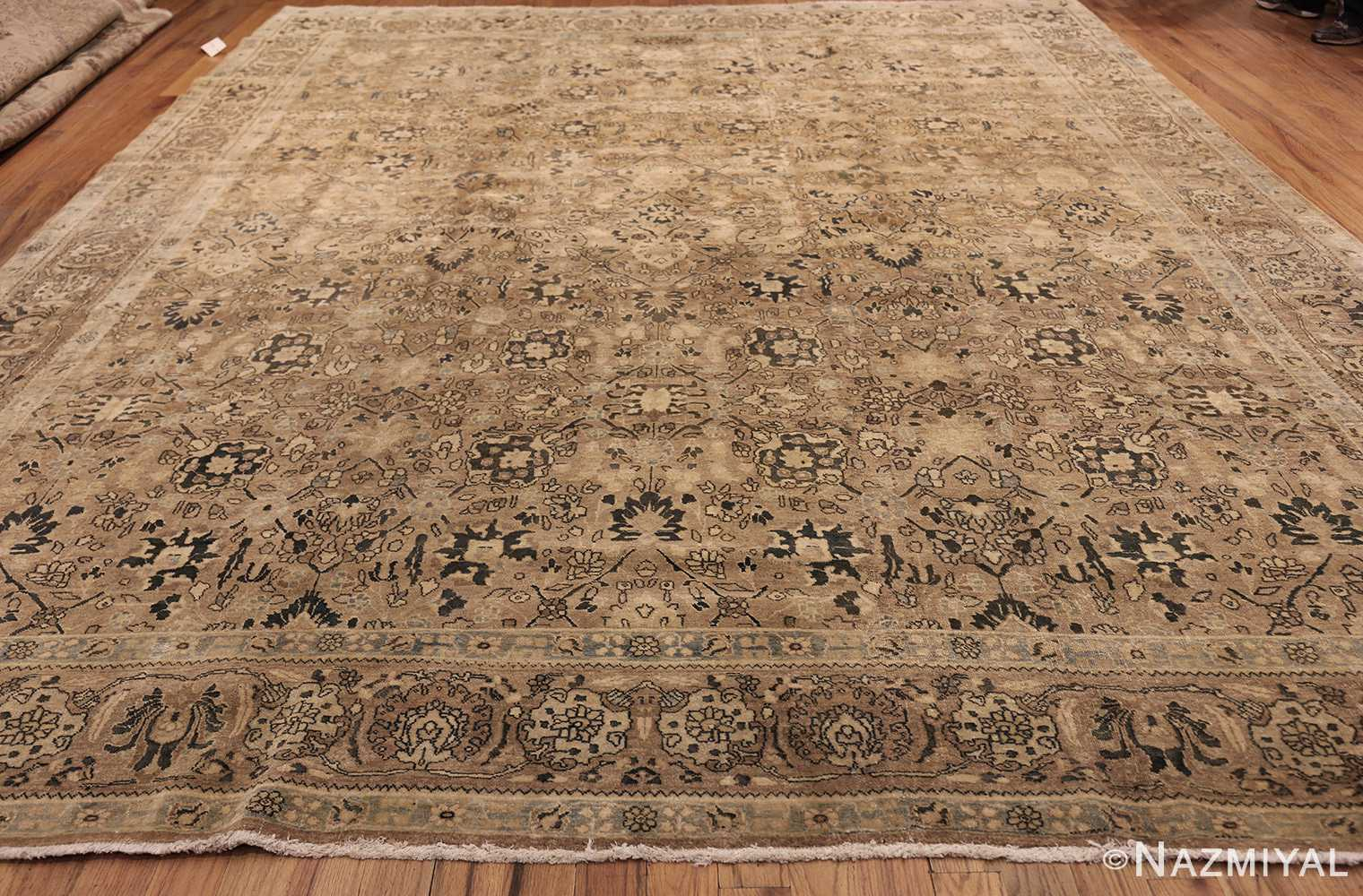 room size antique persian khorassan carpet 48126 whole Nazmiyal