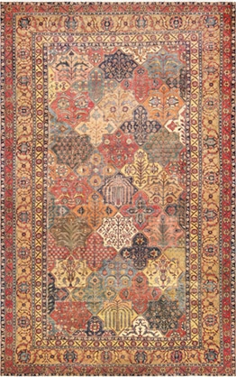 Persian Garden Carpet 47074