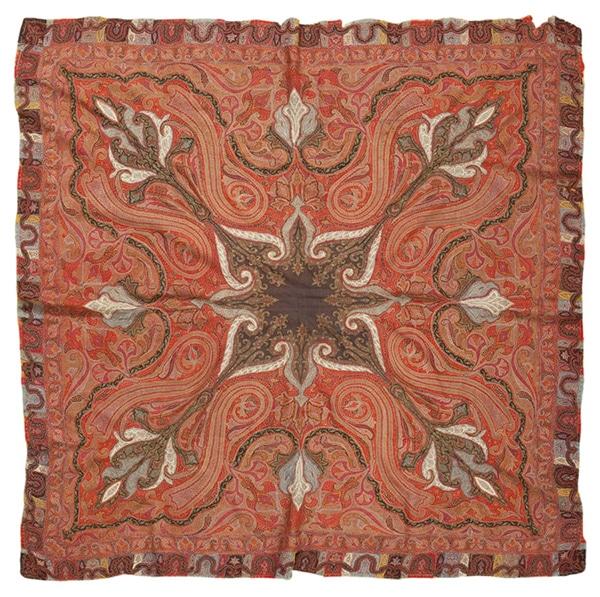 Iranian Textile, antique Persian Shawl