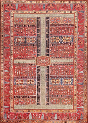 Persian Garden Carpet 47269