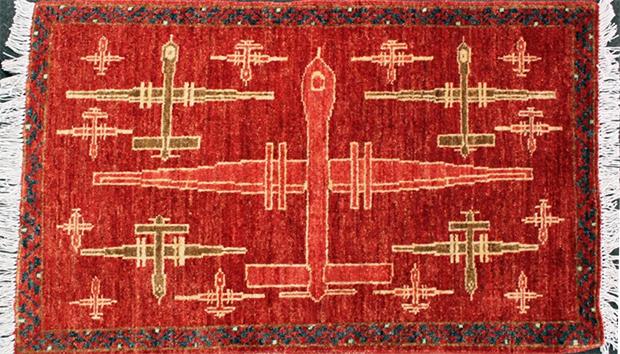 Afghan War Rugs by Nazmiyal