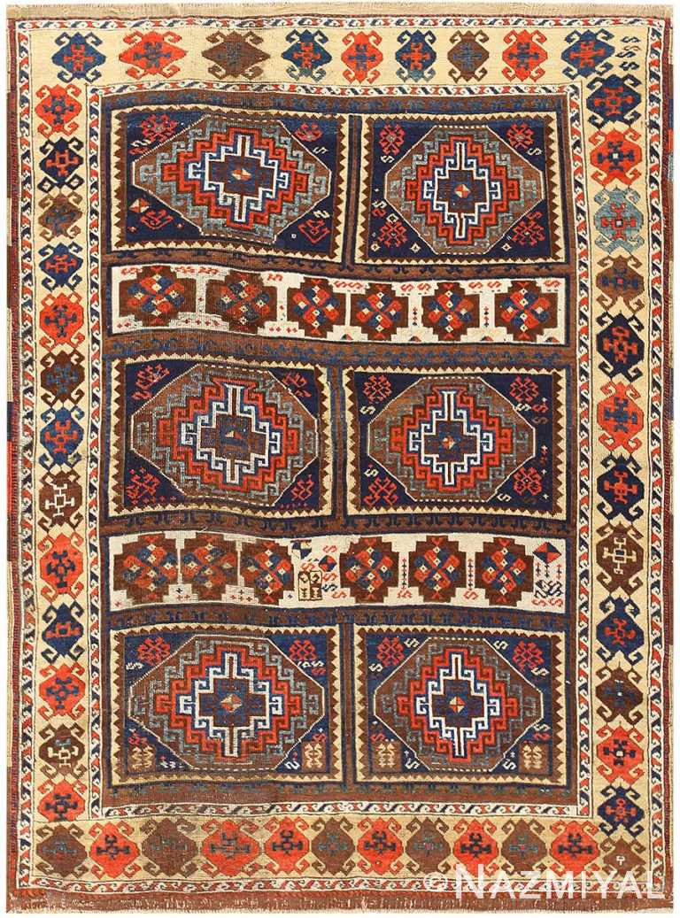 19th Century West Anatolian Turkish Rug 48164 Nazmiyal