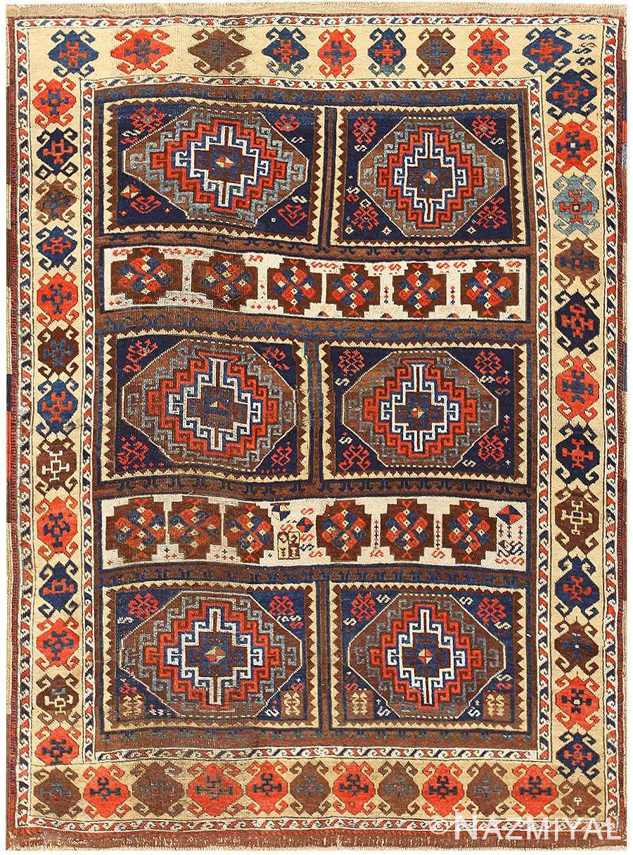 19th Century West Anatolian Turkish Rug 48164 Nazmiyal