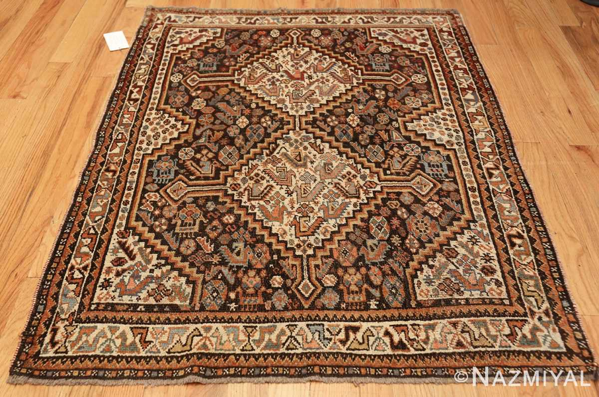 antique ghashgai persian rug 47540 whole Nazmiyal