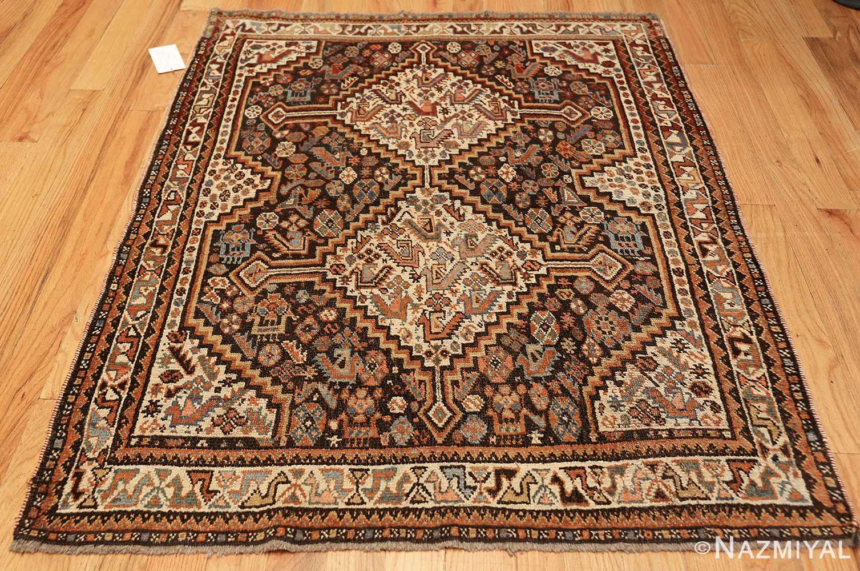antique ghashgai persian rug 47540 whole Nazmiyal