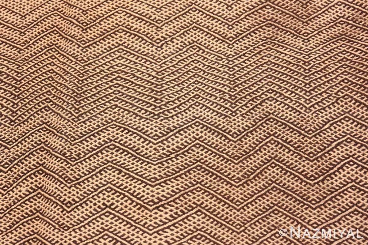 Background Vintage Moroccan Kilim rug 46440 by Nazmiyal