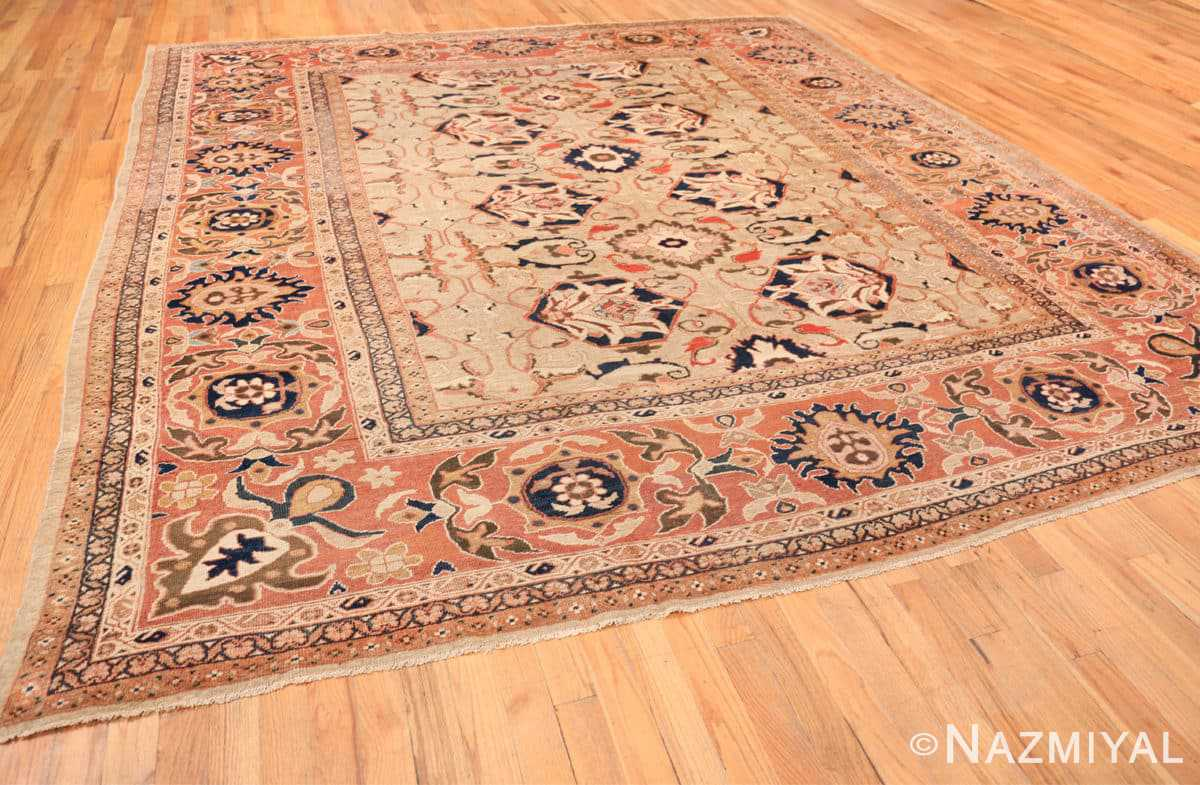 Full Antique Persian Sultanabad by Ziegler rug 48150 by Nazmiyal