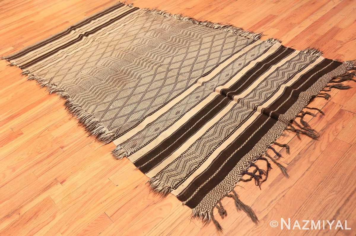 Full Vintage Moroccan Kilim rug 46440 by Nazmiyal