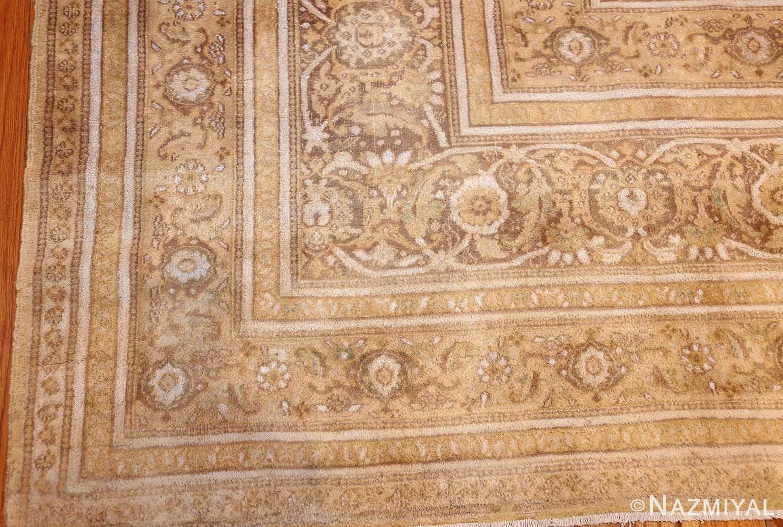 large antique persian tabriz carpet 48211 corner Nazmiyal