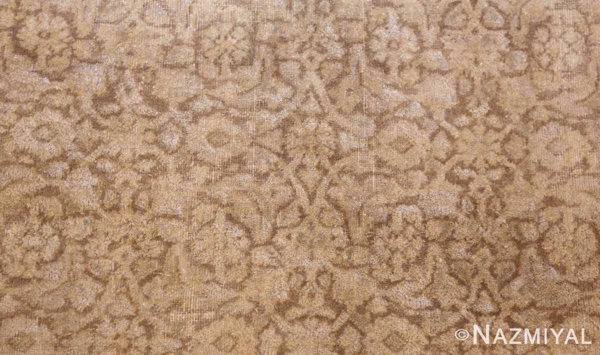 large antique persian tabriz carpet 48211 field Nazmiyal