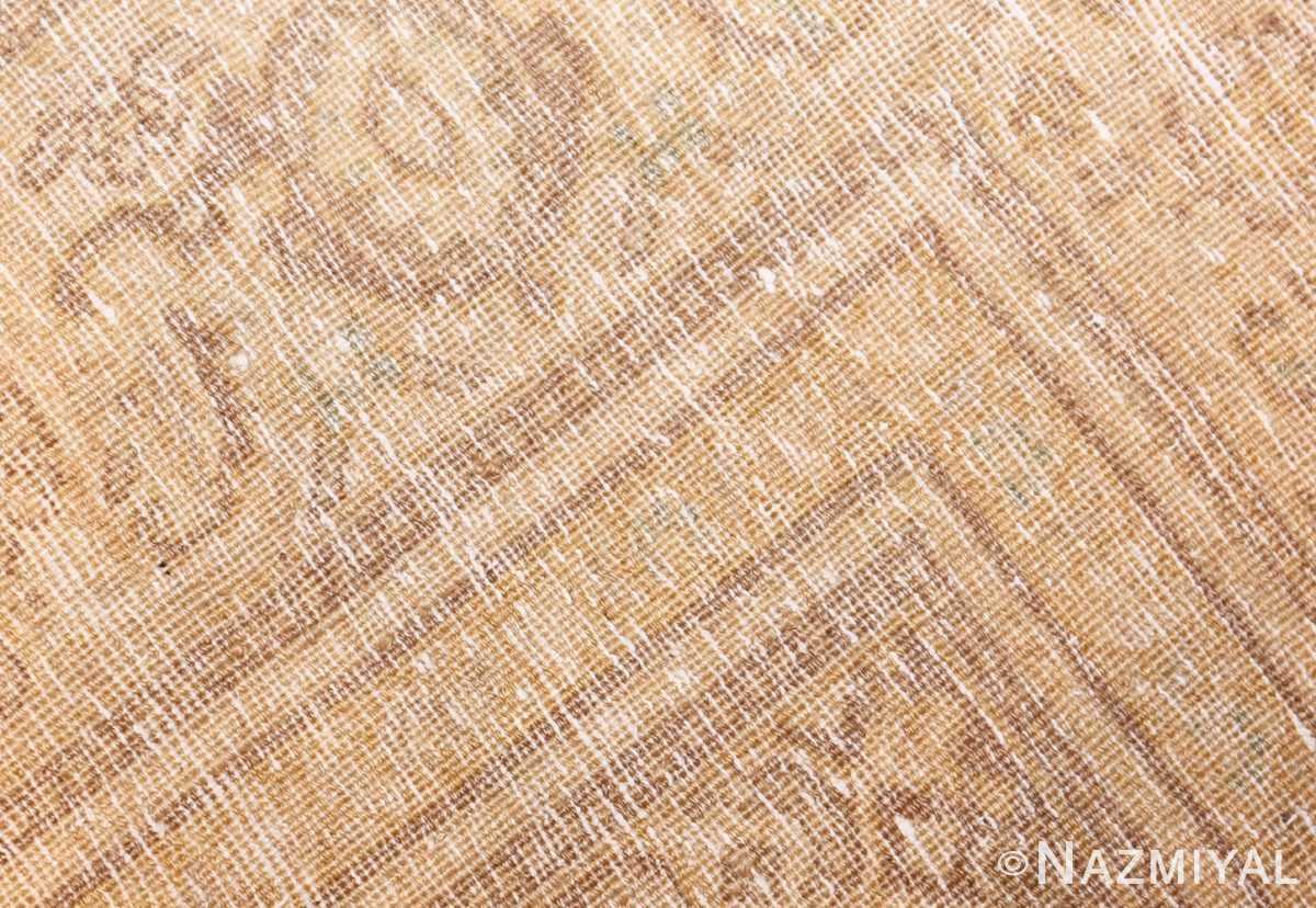 large antique persian tabriz carpet 48211 weave Nazmiyal
