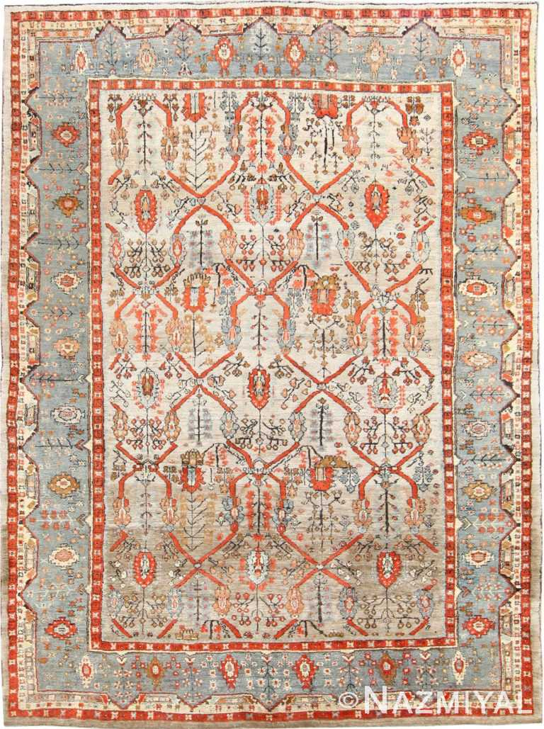 Large Antique Turkish Ghiordes Carpet 48247 Nazmiyal