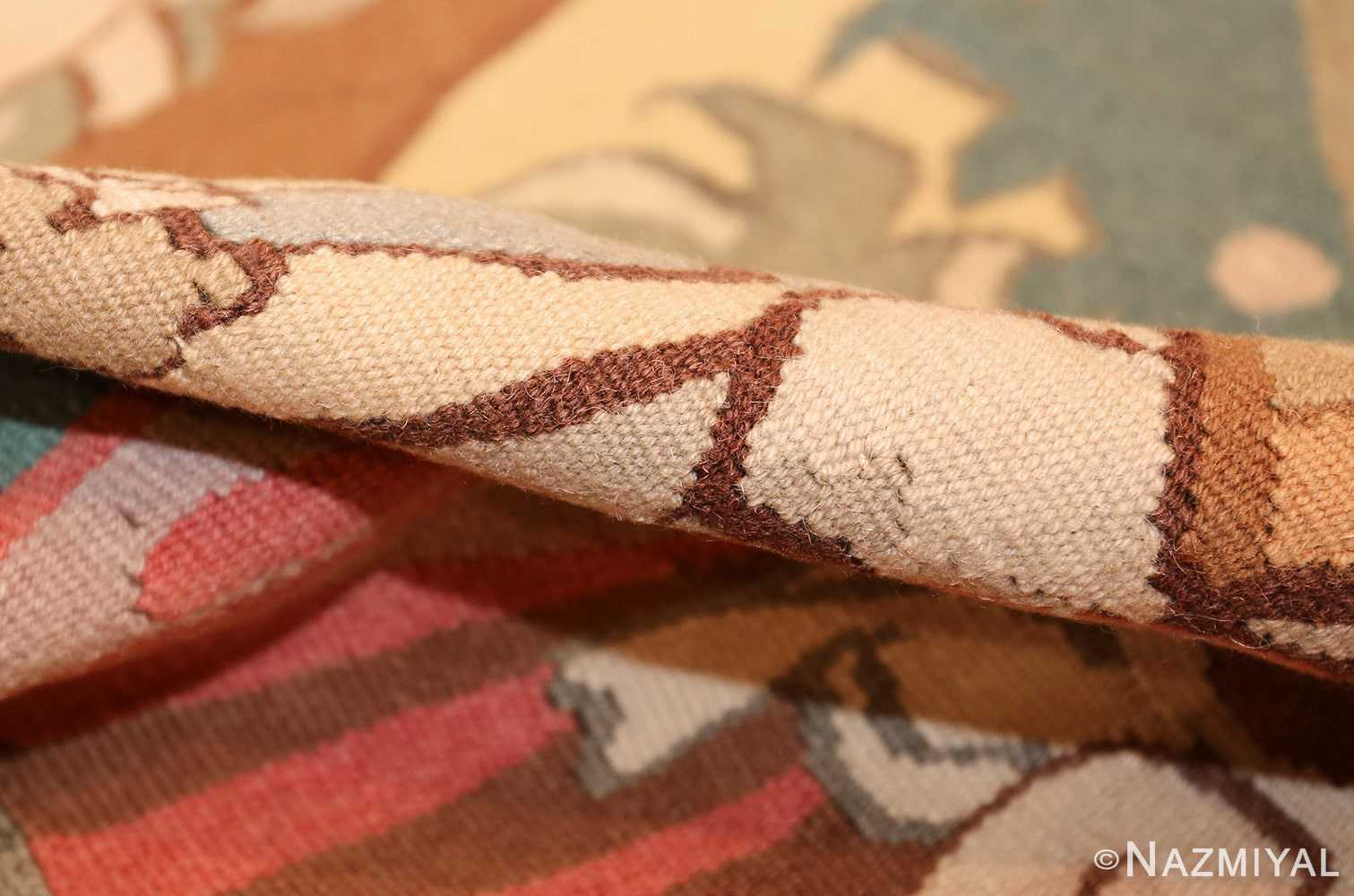 vintage swedish tapestry 48283 pile Nazmiyal