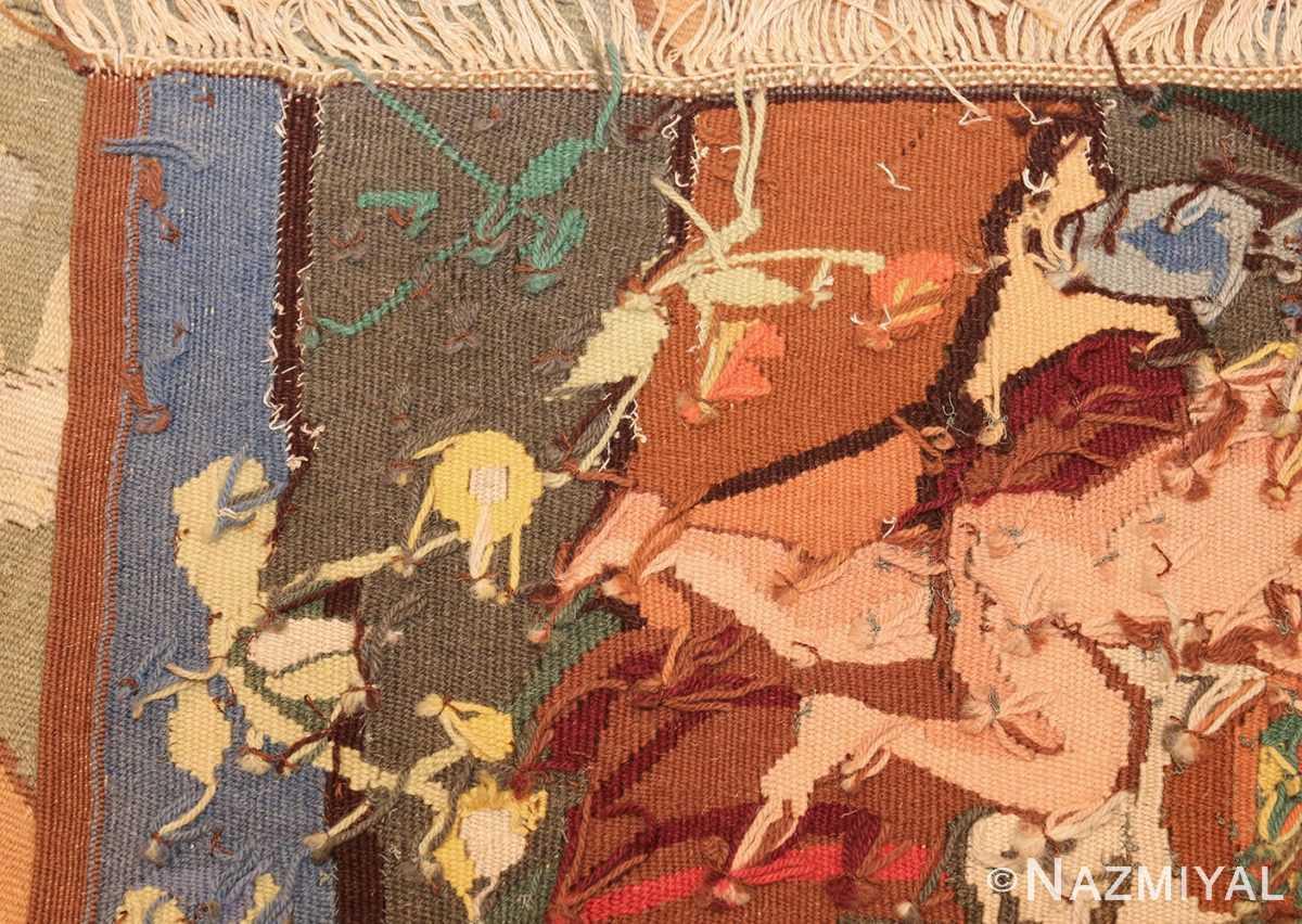 vintage swedish tapestry 48283 weave Nazmiyal