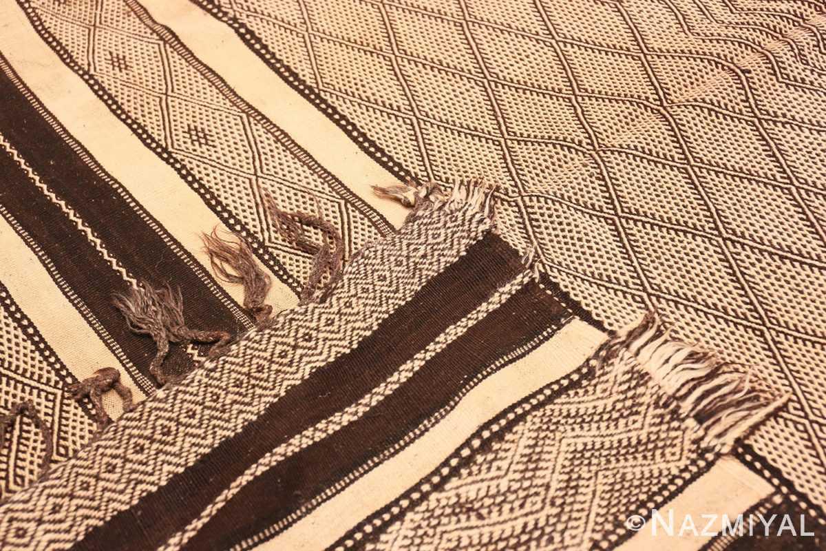 Weave Vintage Moroccan Kilim rug 46440 by Nazmiyal