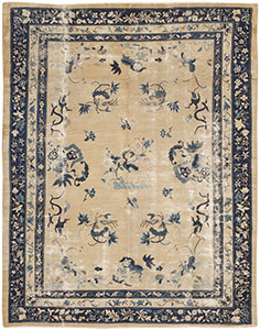 Antique Chinese Rug 46731