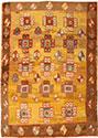 Antique Konya Turkish Rug 3093