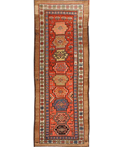 Antique Persian Northwest Rug 48027