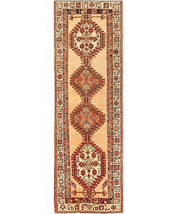 Antique Persian Serab Rug 43889