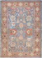 Antique Persian Ziegler Sultanabad Rug 46564