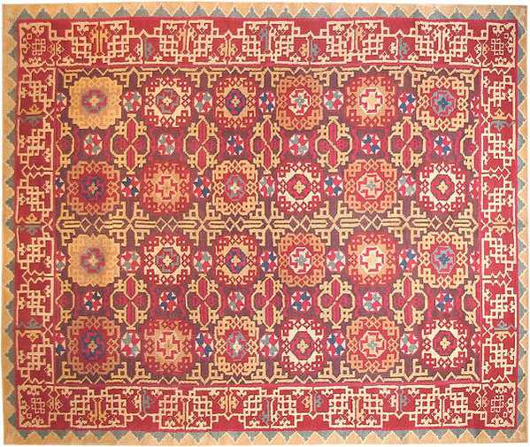 Decorative rugs by nazmiyal