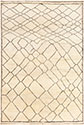 Large Contemporary Moroccan Rug 48082