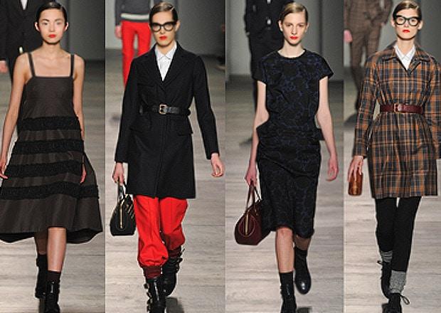 New York Fashion Week Marc Jacobs Fall Line Nazmiyal Blog