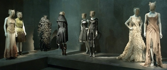 Alexander McQueen Savage Beauty Show at the Met by Nazmiyal