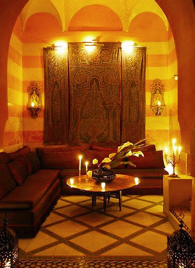Moroccan Interior Design Trends by Nazmiyal