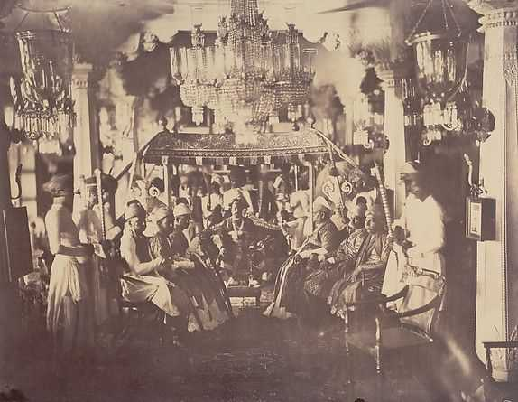 19th Century Photos Of India Exhibit At The Met In Nyc